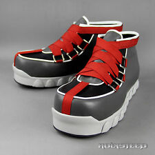 Kingdom Hearts Ii 358/2 days Roxas Cosplay Shoes Boots