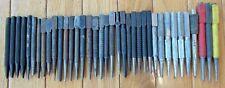 Lot of (37) Nail Sets & Punches - Stanley, Craftsman, Dasco, Mayhew, Syracuse