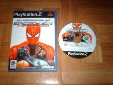 SPIDER-MAN...le règne des ombres...l'union sacrée...sur PS2