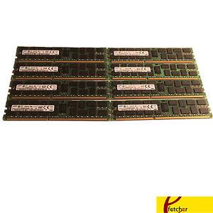 128GB (8 x 16GB) Dell PowerEdge Memory For T410 T610 R610 R710 R715 R810 R720xd