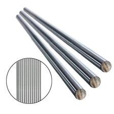 8*400mm Bearing Steel Cylinder Rail Linear Shaft Smooth Rod Bar Optical Axis
