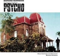Hitchcock's Psycho - Soundtrack By Bernard Herrmann - 180g Red Vinyl LP *NEW*