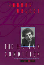 NEW The Human Condition, 2nd Edition by Hannah Arendt