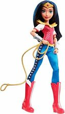 Wonder Woman Bambola DC Super Hero Mattel Dlt62