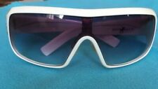 Spy Optic Haymaker Sunglasses with White Frame