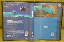 """Padi Dvd """"Wreck Diving"""" English only"""