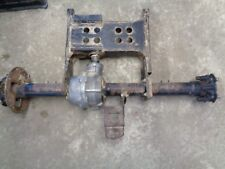 04 Bombardier CanAm Quest Max 650 Rear Differential Axle Swing Arm DS