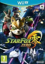 Starfox Zero Wii U - New & Sealed