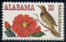 #1375 6¢ Alabama Statehood Lot Of 400 Mint Stamps, Spice Up Your Mailings!