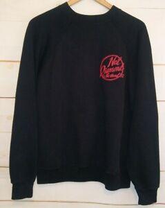 CCI NEIL DIAMOND In The Round 1992 Tour Band Sweatshirt Black Large Vintage VTG