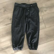 Ivivva. Cropped Pants. Black. Size 14.
