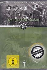 Die eiserne Maske DVD OVP & NEU (EAN 9120027344336) Stummfilm Klassiker