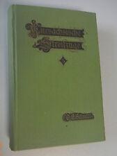 Kursächsiche Streifzüge *Otto E. Schmidt * 5.Band aus dem Erzgebirge  1922