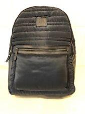 Cedarwood State Navy Blue Quilted Backpack Rucksack Bag