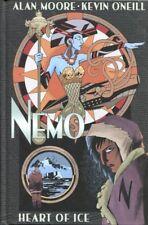Nemo Heart Of Ice Hc Idw Top Shelf Hardcover Alan Moore Used