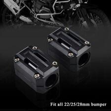 22 25 28mm Stoßstangen Sturzbügel Motorschutz Block Für KTM DUKE 125 200 250 390