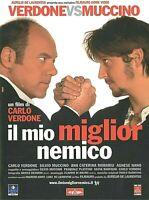 CARLO VERDONE - IL MIO MIGLIOR NEMICO (2006) DVD EX NOLEGGIO - FILMAURO
