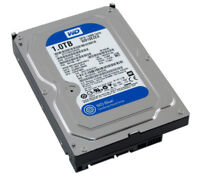 WD Blue 1 TB 3.5-inch SATA 6 Gb/s 7200 RPM PC Hard Drive 7200rpm 64 MB Buffer 2