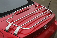 Gepäckträger Edelstahl poliert passend für Mazda MX-5 ND