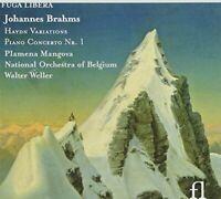 Orchestre National De Belgique - Brahms: Piano Concerto 1 [CD]