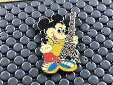 pins pin DISNEY MICKEY TOUR EIFFEL PARIS