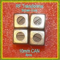 6uH 1.2A ex-USSR INDUCTOR AXIAL RF CHOKE QTY=18 NOS