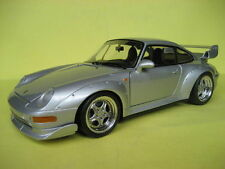 Porsche 911 GT2, Silver - 1:18 by UT Models - No Box