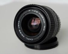 Carl Zeiss Jena 28 mm f1:2.8 Lente MC