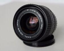 Carl Zeiss Jena  28mm f1:2.8  MC Lens