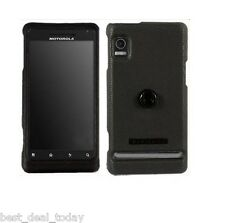 OEM Body Glove Rubber Snap On Case Cover For Motorola Droid 2 II A955 Verizon