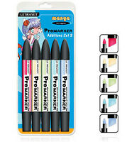Letraset Promarker 5 Marker Pen Set - Manga Additions 3
