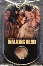 Walking Dead Part 2 Dog Tag CR5 of 11 Costume Prop Wardrobe Trading Card AMC v4