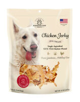 Chicken Jerky Dog Treats Made In USA 100% Chicken Breast