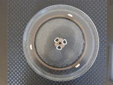 SET Microwave oven turnable plate '600 Y 53', 25.5cm incl. rollers & turn holder