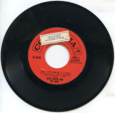 MITCH MILLER Prisoner's Song / Where Do You Work-A John US 1961 COLUMBIA 41991