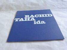 RACHID TAHA - Ida - CD 1 titre !!! PROMO !!!