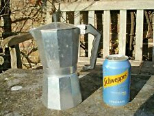 COFFEE PERCOLATOR. STOVE TOP. VINTAGE KITCHENALIA