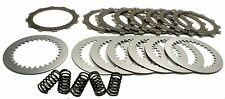 Kawasaki KX 125, 1993, Clutch Kit - KX125 - Friction, Steel Plates & Springs