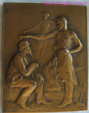 MED4697 - MEDAILLE MUTUALITE MARSEILLE 1958 par COUDRAY