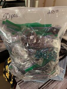 lot of paparazzi jewelry 50 Pieces All short & Long Necklaces.  All New.