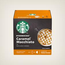STARBUCKS Caramel Macchiato by Nescafe Dolce Gusto