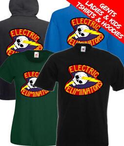The Warriors Electric Eliminators Retro Movie T Shirt / Hoodie