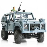 Keliwow KW-C06 1//12 2.4G 6 Wheels Crawler 60km//h Climbing Truck Brushless RC Car