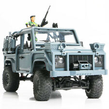 New 1:12 Scale RC Rock Crawler Off-Road 4WD Military Truck RTR Remote Control