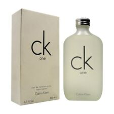 PROFUMO CK ONE CALVIN KLEIN 200 ML EDT EAU DE TOILETTE NATURAL SPRAY ORIGINALE