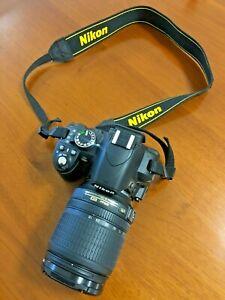 Nikon D3100 14.2MP DSLR Camera with AF-S VR DX 18-55mm Lens - Awesome Condition