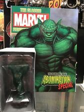 Eaglemoss The Classic Marvel Figurine Collection Special Abomination