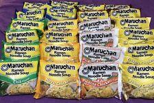 New listing (24) Maruchan Ramen Noodle Soup Variety 3 Oz Each See Desc