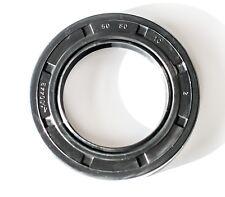 EAI Viton Metric Oil Shaft Seal 25X42X7mm Dust Grease TC Double Lip w// Spring