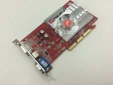 AGP ATI Radeon 9550 AGP 4X 8X 256 MB Video Graphics Card
